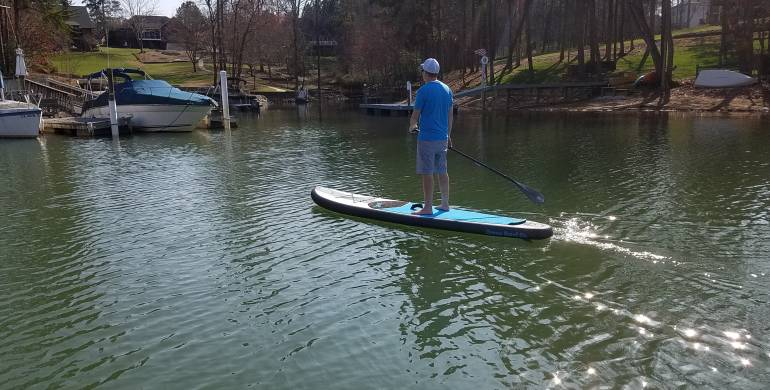 Private Paddle Board Instruction