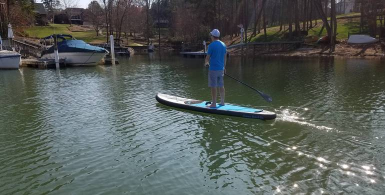 Private Paddle Board Lesson