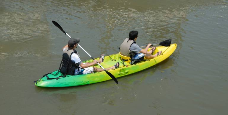 Private Kayak Lesson